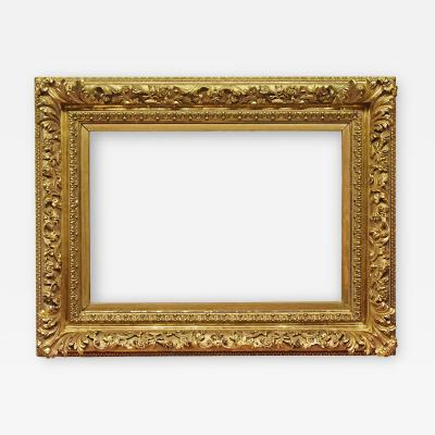 American 1880 Barbizon Gold Leaf Frame 21x31