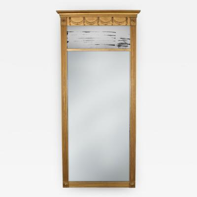 American Federal Gilded Pier Mirror