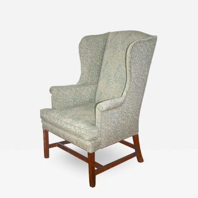 American Federal New England Wingback Chair