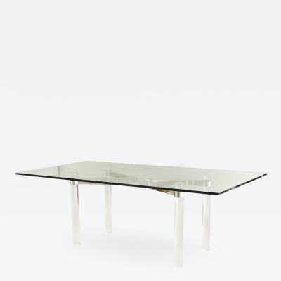 American Pace Post War Lucite Center Table