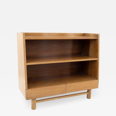 American of Martinsville Mid Century Bookcase with Drawers