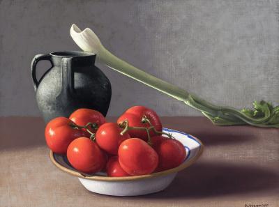 Amy Weiskopf Tomatoes Celery Vessel