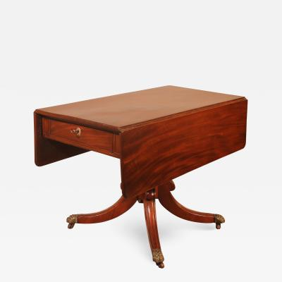 An Early 19th Century Pembroke Table In Mahogany