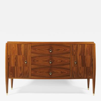 An Elegant Modernist Style Bedroom Chest of Drawers by Iliad Design