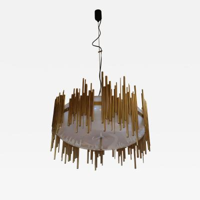 An Italian ceiling lamp by Candle Italy 70