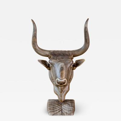 An early 20th century Minoan bull