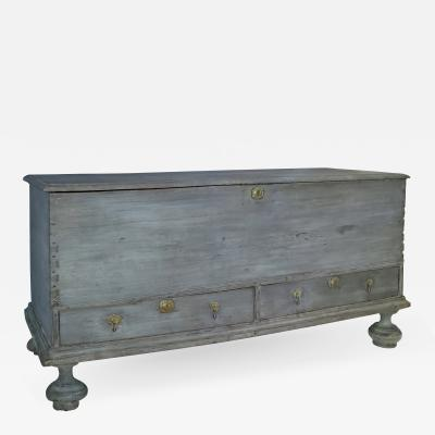 An early Philadelphia chest possibly by James Bartram