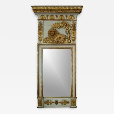 An exceptional and unusual Neoclassical mirror