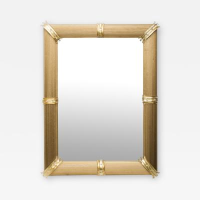 An outstanding bespoke Venetian Mirror