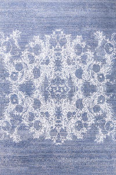 Anar dar Toor 3 NOV24 Studio for Zollanvari Super Fine Gabbeh Wool Silk