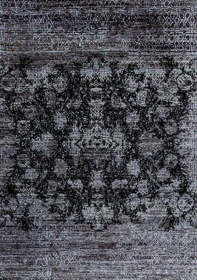 Anar dar Toor 4 NOV24 Studio for Zollanvari Super Fine Gabbeh Wool Silk