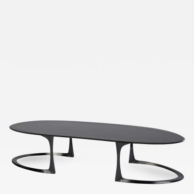 Anasthasia Millot Bronze Coffee Table by Anasthasia Millot