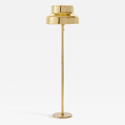 Anders Pehrson Bumling Floor Lamp in Brass by Anders Pehrson for Atelj Lyktan Sweden 1968