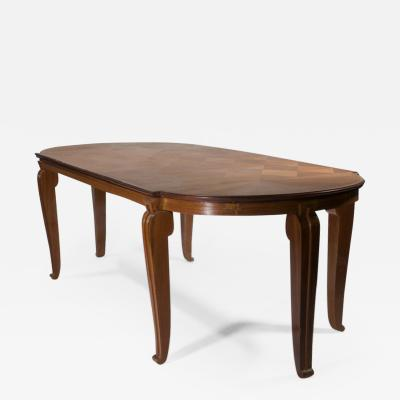 Andr Arbus Andre Arbus French Art Deco Dining Table