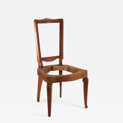 Andr Arbus Andre Arbus Set of Eight Dining Chairs in Cherry