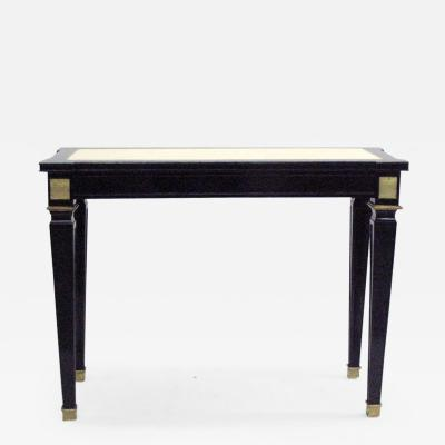 Andr Arbus Modern Neoclassical Console or Sofa Table by Andre Arbus France 1940