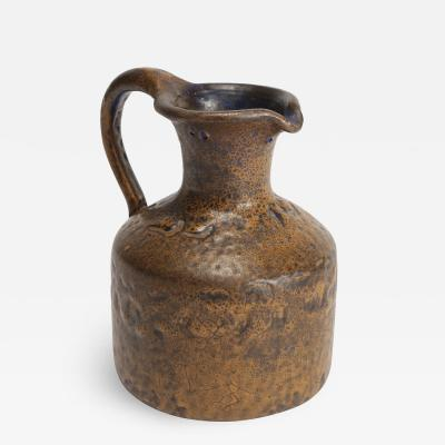 Andr Freymond Andr Freymond Ceramic Decanter 70s