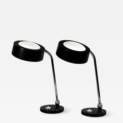 Andr Mounique PAIR OF DESK LAMPS BY ANDR MOUNIQUE
