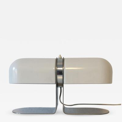 Andr Ricard Exceptional Table Lamp by Andr Ricard for Metalarte Spain 1973