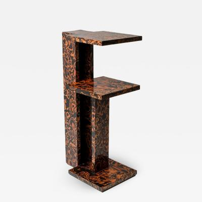 Andr Sornay Andr Sornay Postmodern Style Side Table 1980s