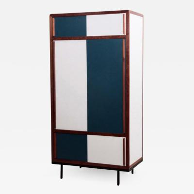Andr Sornay Andre Sornay Cabinet in Restored Condition