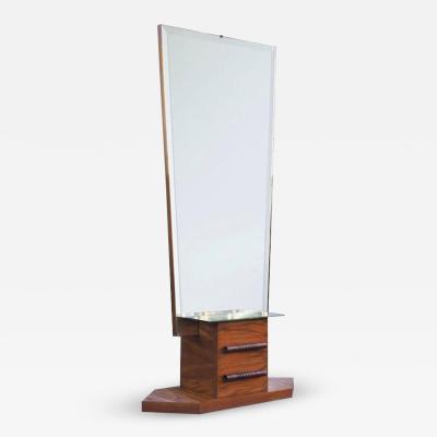 Andr Sornay Andre Sornay Dressing Mirror and Vanity Unit circa 1920s