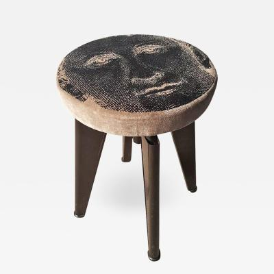 Andre Domin Dominique Clemenceau Stool by Andre Domin and Marcel Geneviere