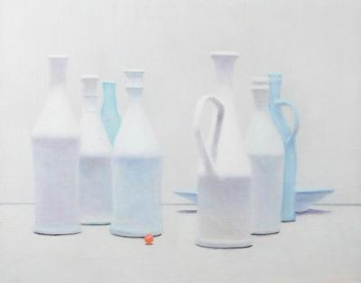 Andre Gisson Still Life with jugs