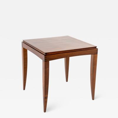 Andre Sornay Game Table With Reversible Top