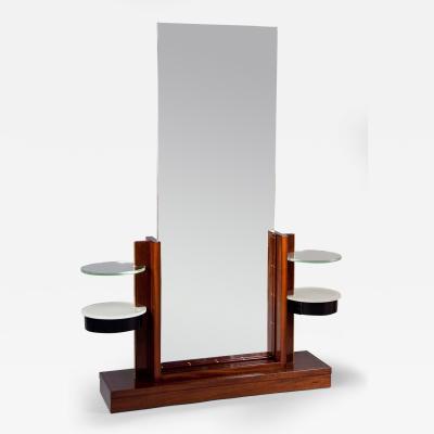 Andre Sornay Hall Mirror by Andr Sornay 1902 2000 Art Moderne France 1940s