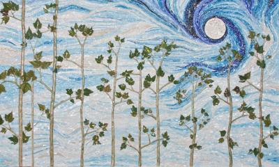 Andrea Zemel Numinous Moon