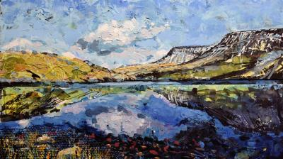 Andrew Francis Black Mountain Lake