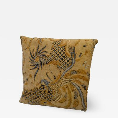 Andrianna Shamaris ANTIQUE CEREMONIAL PILLOW