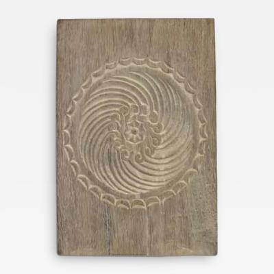 Andrianna Shamaris Antique Carved Panel