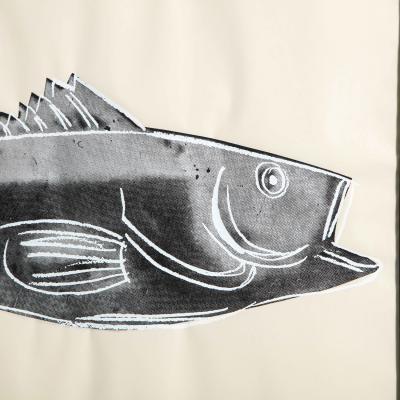 Andy Warhol Andy Warhol Fish F S IIIA 39 1983