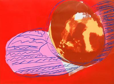 Andy Warhol Gems FS IIA 186