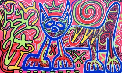 Angel Ortiz LA Roc LA II Summer Kat