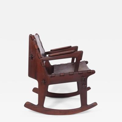 Angel Pazmino Angel Pazmino Rocking Chair