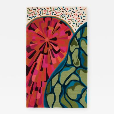 Angela Adams Sunset Tapestry Area Rug