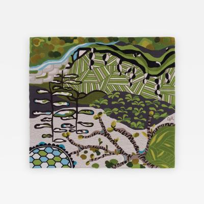 Angela Adams Underground Area Rug Tapestry