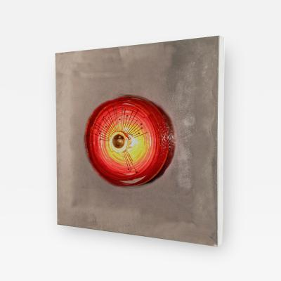 Angelo Brotto Angelo Brotto Wall Light Sculpture