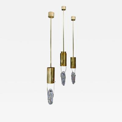 Angelo Brotto Supernova Pendants by Angelo Brotto for Esperia