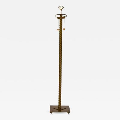 Angelo Donghia Floor Lamp by Angelo Donghia