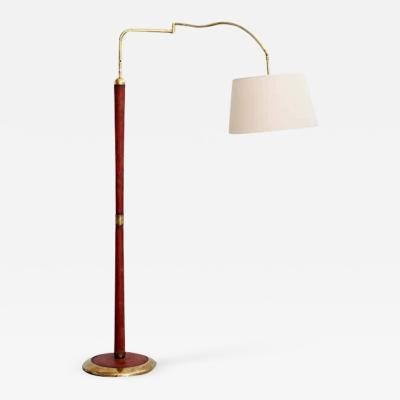 Angelo Lelii Lelli ANGELO LELLI ATTRIBUTED FLOOR LAMP FOR ARREDOLUCE