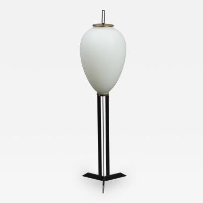 Angelo Lelii Lelli Rare Pinguino Floor Lamp by Angelo Lelii for Arredoluce