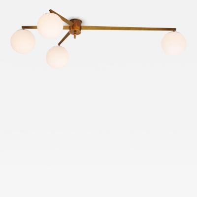 Angelo Lelii Lelli Stella Ceiling Light or Chandelier