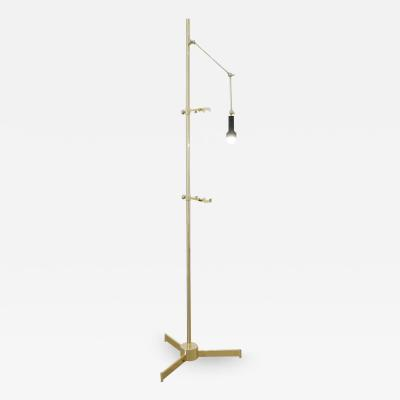 Angelo Lelli Lelii Angelo Lelli Easal Lamp for Arredoluce c 1950s