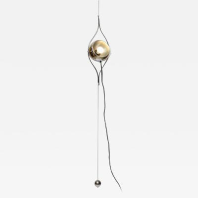 Angelo Lelli Lelii Articulated Ceiling Fixture by Angelo Lelli