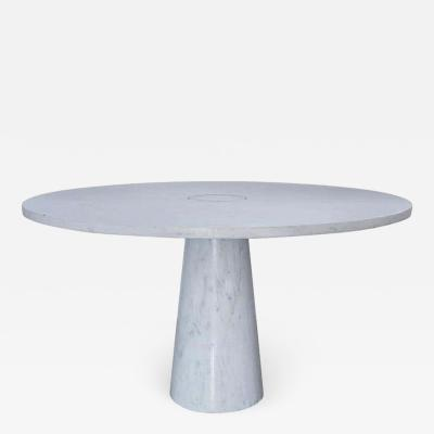 Angelo Mangiarotti ANGELO MANGIAROTTI ROUND DINING TABLE