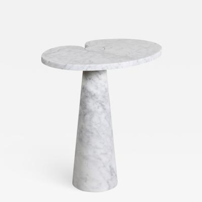 Angelo Mangiarotti Angelo Mangiarotti Carrara Marble Table
